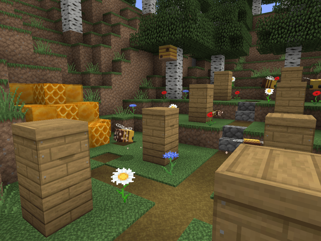 Depixel for Minecraft 1.15 preview thumbnail